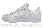 Stan Smith Pitonate Bianche,Stan Smith Punta Argento