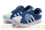 superstar adidas con strisce blu,superstar adidas donne